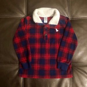 Carter's Fleece Pullover